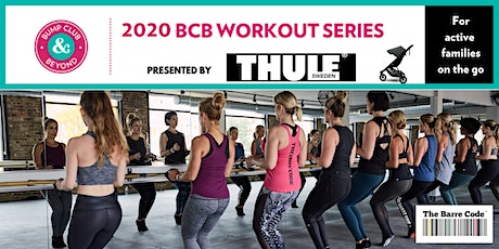FREE BCB Workout at Barre Code Presented by Thule! (Vernon Hills, IL) tickets