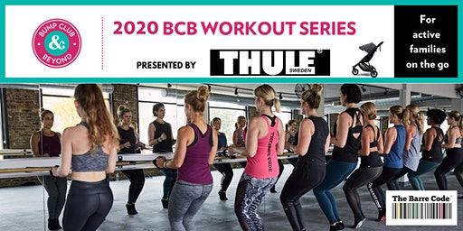 FREE BCB Workout at Barre Code Presented by Thule! (Vernon Hills, IL)