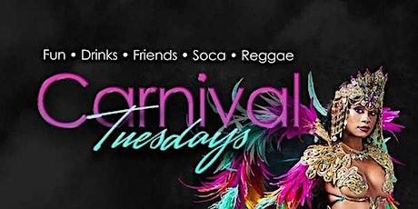 Carnival Tuesdays - tickets