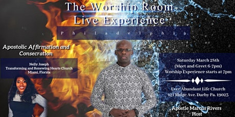Worship Room Live Experience in Philadelphia  tickets