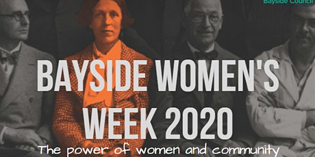 Women's Week: The Power of Women and Community tickets