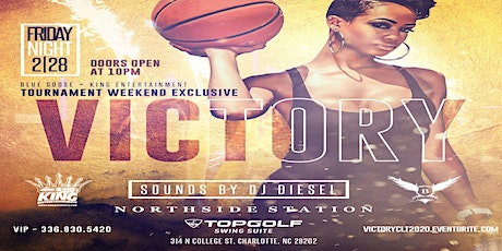 !!!EXCLUSIVE FRIDAY NIGHT CIAA PARTY - TOPGOLF SWING SUITE tickets
