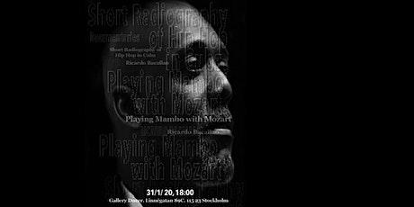 Cuban Film Night presenting filmmaker Ricardo Bacallao tickets
