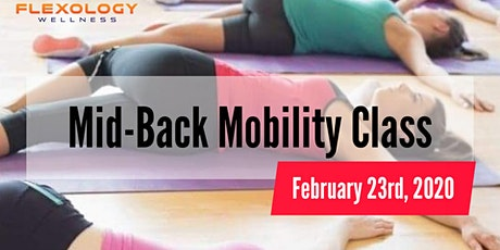 Mid-Back Mobility Workshop tickets