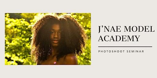 J'Nae Model Academy Photoshoot Seminar