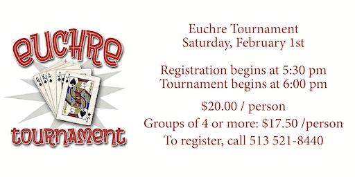 Saint Ann Winter Euchre Tournament