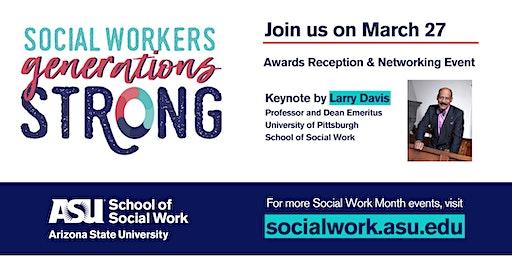 ASU Social Work Month Reception - Phoenix