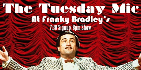 The Tuesday Mic tickets