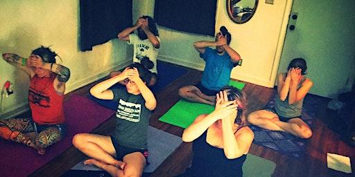 Yogic Mantra and Meditation