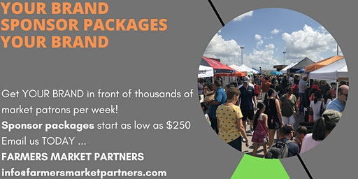 Sugar Land Sponsor Booth Events Available