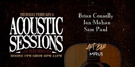 Acoustic Sessions tickets