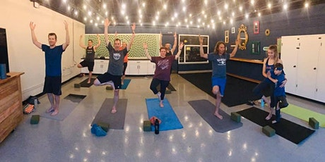 Yoga & Brews tickets