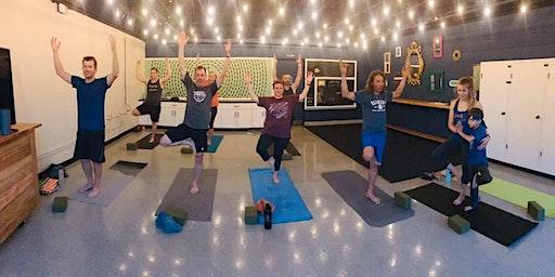 Yoga & Brews