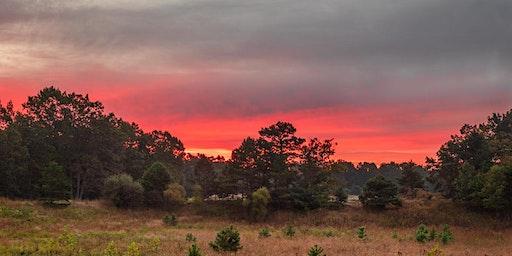 Sunset Photo Walk At The Black Run Preserve
