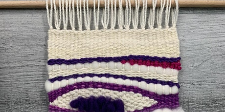 Lisa Graves - Weave a Wonder: Tapestry Wall-hanging tickets