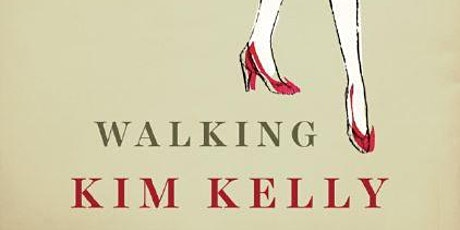 Blayney Library: Local Author Kim Kelly Launches Walking tickets