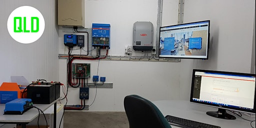 Victron Energy Training - Day 2 Workshop: Battery Storage Systems (BNE)