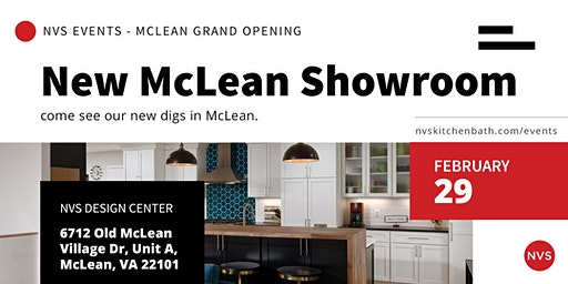 February NVS McLean Showroom Grand Opening