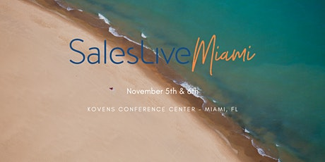 iST SalesLive Miami 2020 tickets