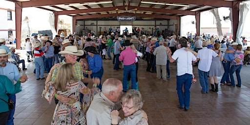 The 12th Annual Best Little Cowboy Gathering In Texas