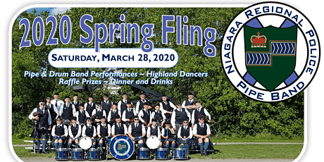 NRP Pipe Band - Spring Fling 2020 tickets