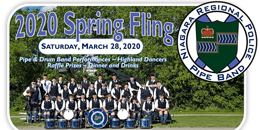 NRP Pipe Band - Spring Fling 2020