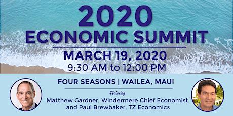 Economic Summit 2020 tickets