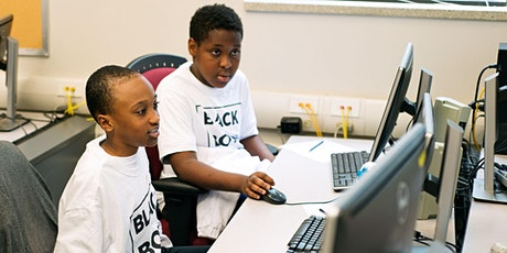 """Black Boys Code Brampton presents:  """"Design and Build a Web Page from Scratch tickets"""