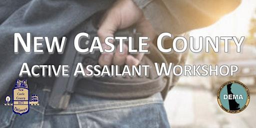 Next Steps  Run, Hide, Fight - New Castle County Active Assailant Workshop