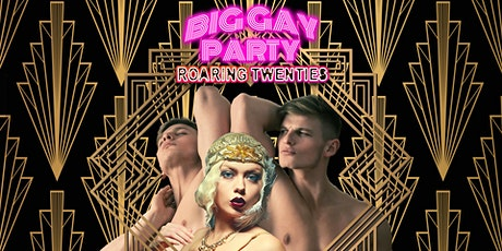 Big Gay Party: Roaring Twenties! ft. St. John tickets