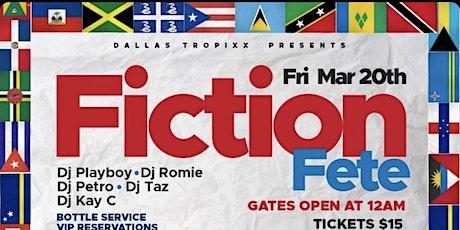Fiction Fete tickets