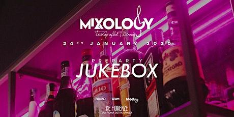 ixology - Venerdì 24 Gennaio @De Fiorenze biglietti