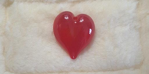 Glass Heart Sampler $50