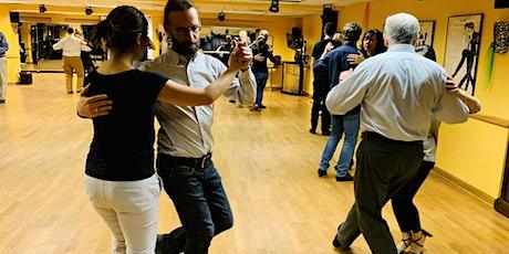 Intermediate Tango Class tickets