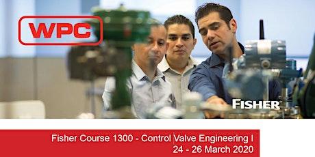 1300 Control Valve Engineering School - Adelaide tickets