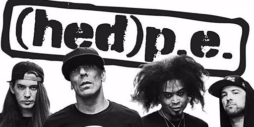 Hed PE at The Rail Club Live