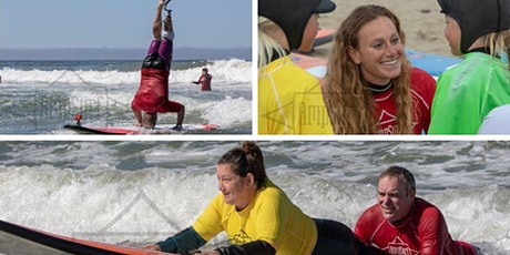 AMPSURF Certified Adaptive Surf Instructor Program - California tickets