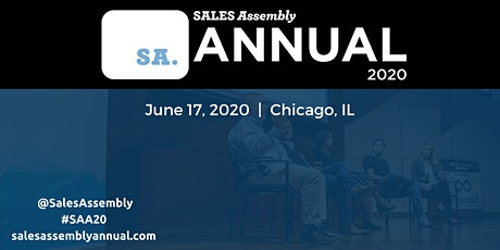 Sales Assembly Annual 2020 tickets