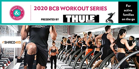 FREE BCB Workout with Shred415 Presented by Thule! (Chicago, IL) tickets