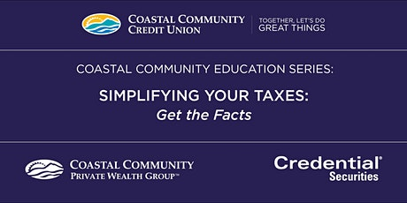 SIMPLIFYING YOUR TAXES:  Get the Facts tickets