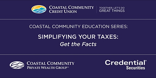 SIMPLIFYING YOUR TAXES:  Get the Facts