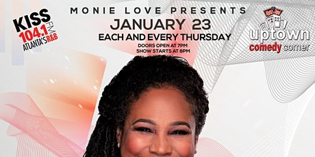 Monie Love R&B Karaoke tickets