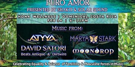 PURO AMOR :: A Shakti-Solar Sound Showcase:: tickets