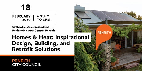 Homes & Heat: Inspirational Design, Building and Retrofit Solutions tickets