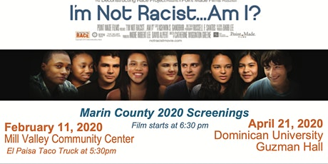 """I'm Not Racist, Am I? tickets"