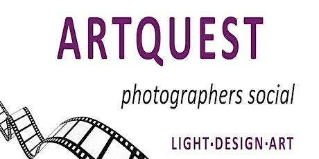 The ArtQuest Photographers Social Meetups - Urban night Photography billets