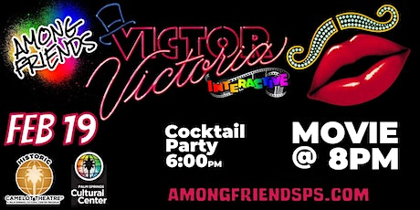 Among Friends: VICTOR/VICTORIA INTERACTIVE tickets