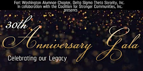 FWAC-DST CSC Anniversary Gala tickets
