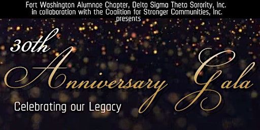 FWAC-DST CSC Anniversary Gala