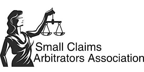 Small Claims Arbitrator Training - NY - July 2020 tickets